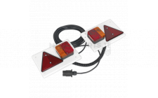 Image for Lighting Board Set 2pc with 10mtr Cable 12V Plug