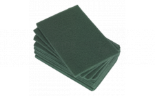 Image for Abrasive Finishing Pad 150 x 230mm Fine Pack of 10