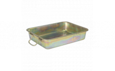 Image for Metal Drain Pan 9ltr