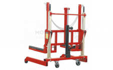 Image for Wheel Removal Trolley 500kg Adjustable Width