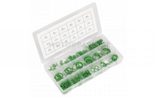 Image for Air Conditioning Rubber O-Ring Assortment 225pc - Metric