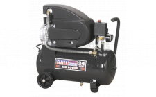 Image for Compressor 24ltr Direct Drive 2hp