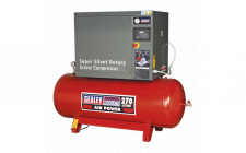 Image for Screw Compressor 270ltr 10hp 3ph Low Noise