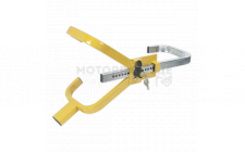 Image for Wheel Clamp with Lock & Key