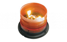 Image for Revolving signel light 12v Orange