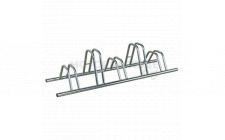 Image for Cycle Rack 5 Cycle Dual Height