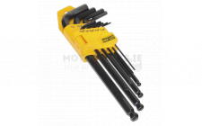 Image for Ball-End Hex Key Set 9pc Long Imperial