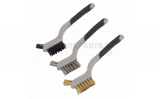 Image for Wire Brush Set 3pc Miniature