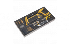 Image for Tool Tray with Cutting & Drilling Set 28pc