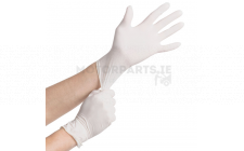 Image for POWDER FREE LATEX GLOVES LARGE (3 Pairs)