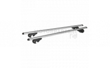 Image for Aluminium Roof Bars 1350mm for Trad Roof Rails 90kg Max Load