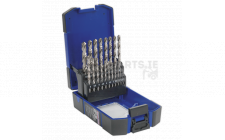 Image for Drill Bit Set HSS 19pc Metric
