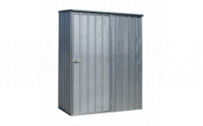 Image for Galvanized Steel Shed 1.5 x 0.8 x 1.9mtr