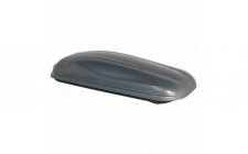 Image for Roof Box Metallic Grey 500ltr 75kg Max Capacity