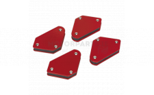 Image for Magnetic Quick Clamp Set 4pc