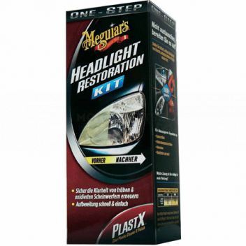 Image for HEADLAMP RESTORE KIT
