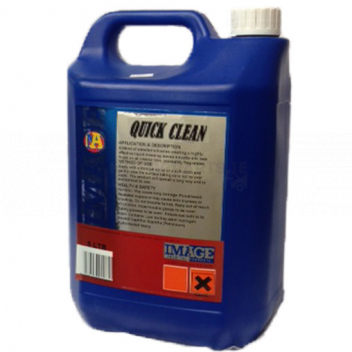 Image for QUICK CLEAN 5L